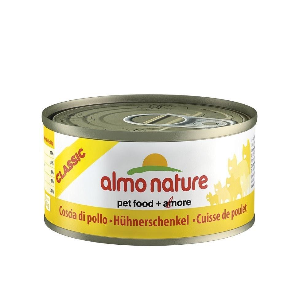 Almo Nature Cat Adult Hühnerschenkel