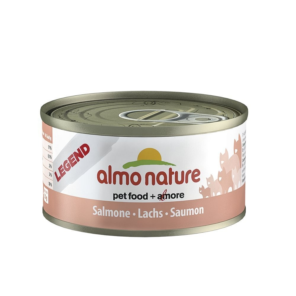 Almo Nature Cat Adult Lachs 70 g