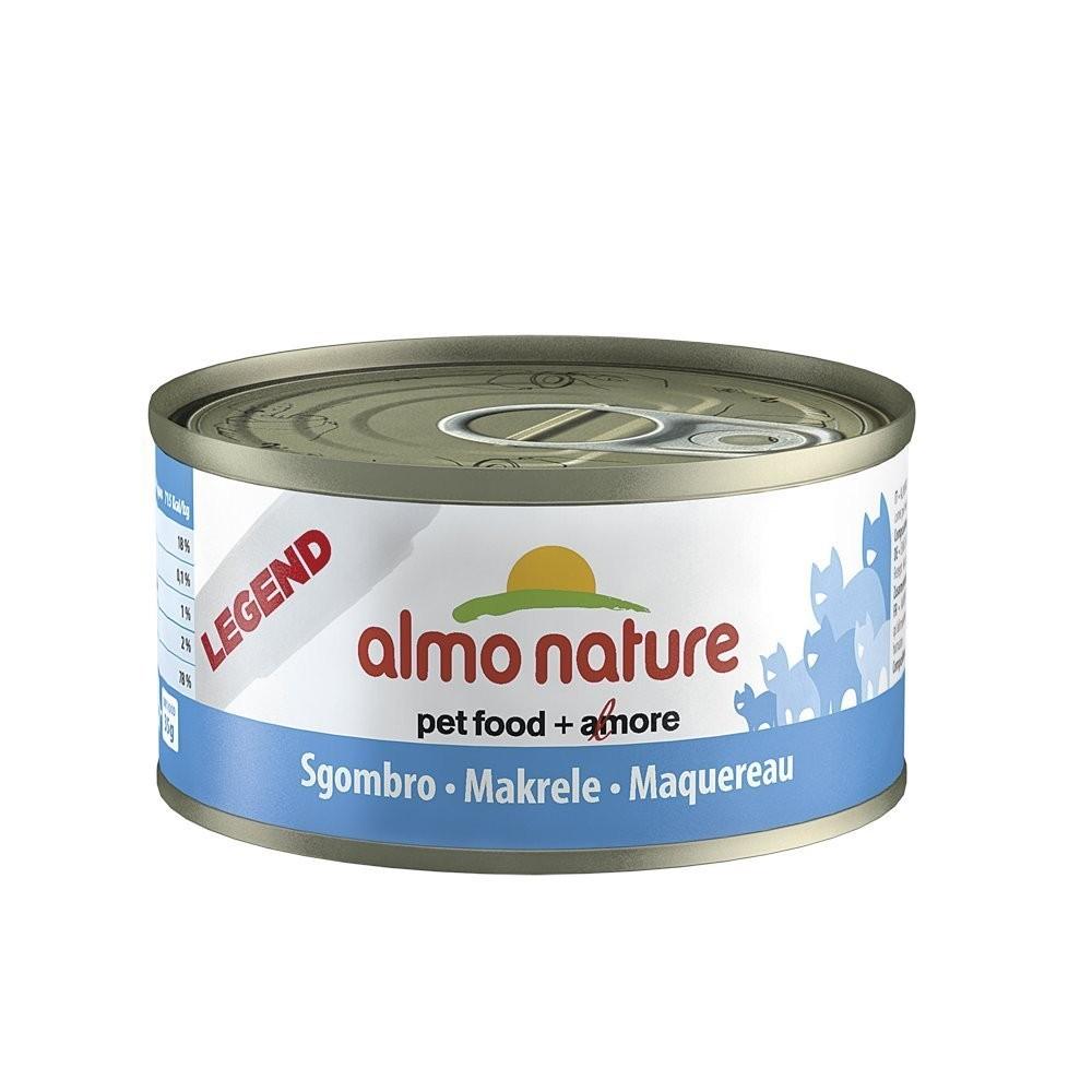 Almo Nature Cat Adult Makrele 70 g