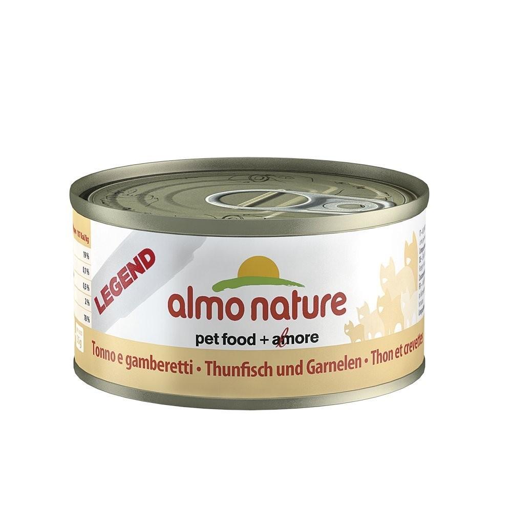 Almo Nature Legend Thunfisch & Garnelen