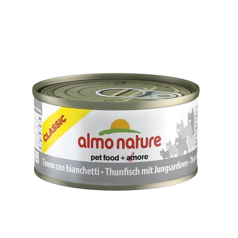 Almo Nature Cat Adult Thunfisch & Jungsardinen