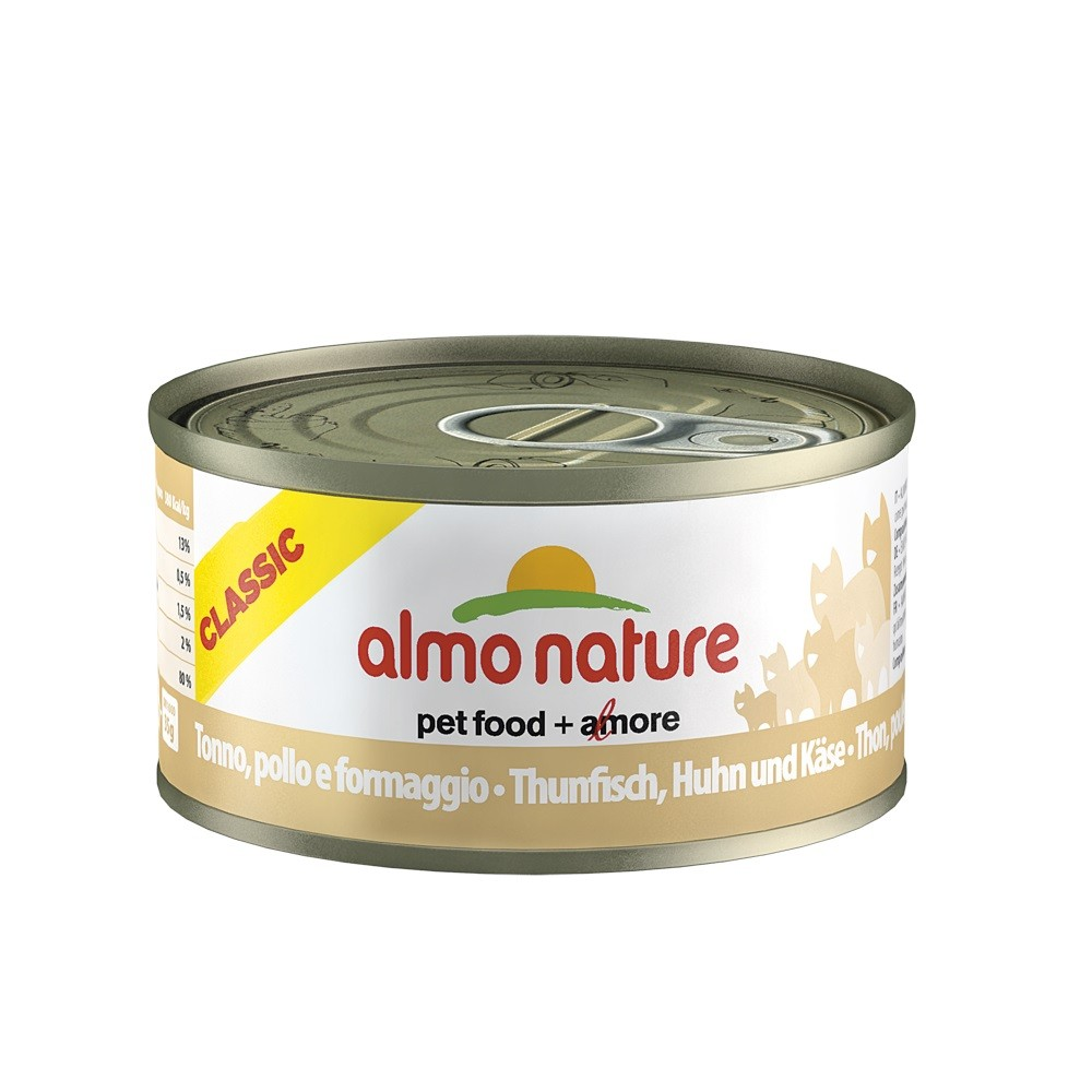 Almo Nature Legend Thunfisch, Huhn & Käse 70g