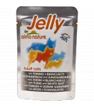Almo Nature Cat Jelly Thunfisch & Jungsardinen 70 g