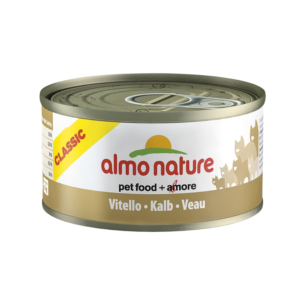Almo Nature Cat Adult Kalb 70 g