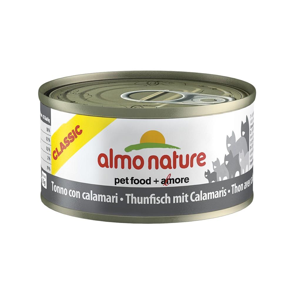 Almo Nature Cat Adult Thunfisch & Calamaris 70 g