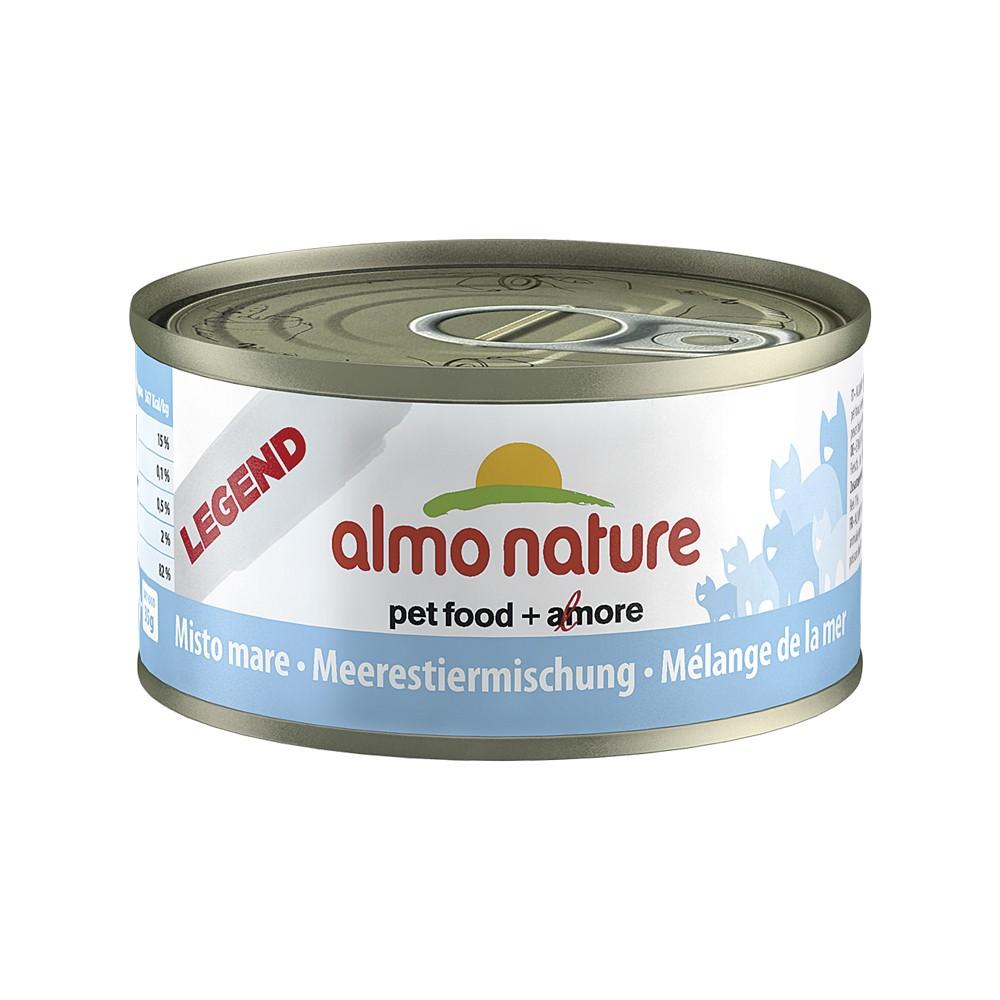 Almo Nature Cat Adult Meerestiermischung 70 g