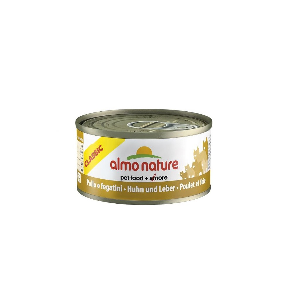 Almo Nature Cat Adult Huhn & Leber 70 g