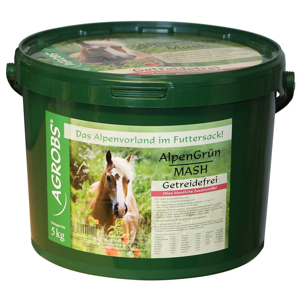 Agrobs Alpengrün Mash