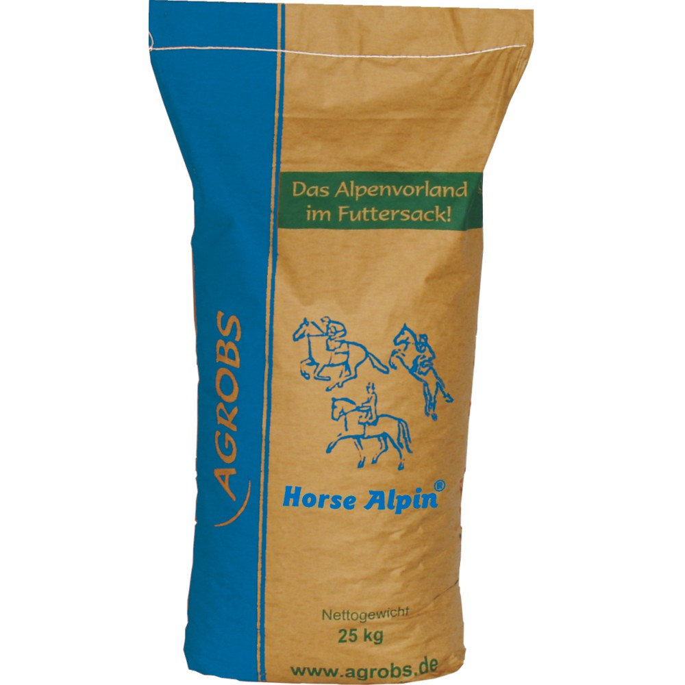 Agrobs Horse Alpin 25 kg