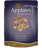 Applaws Cat Adult Hühnchenbrust & Wildreis 70 g