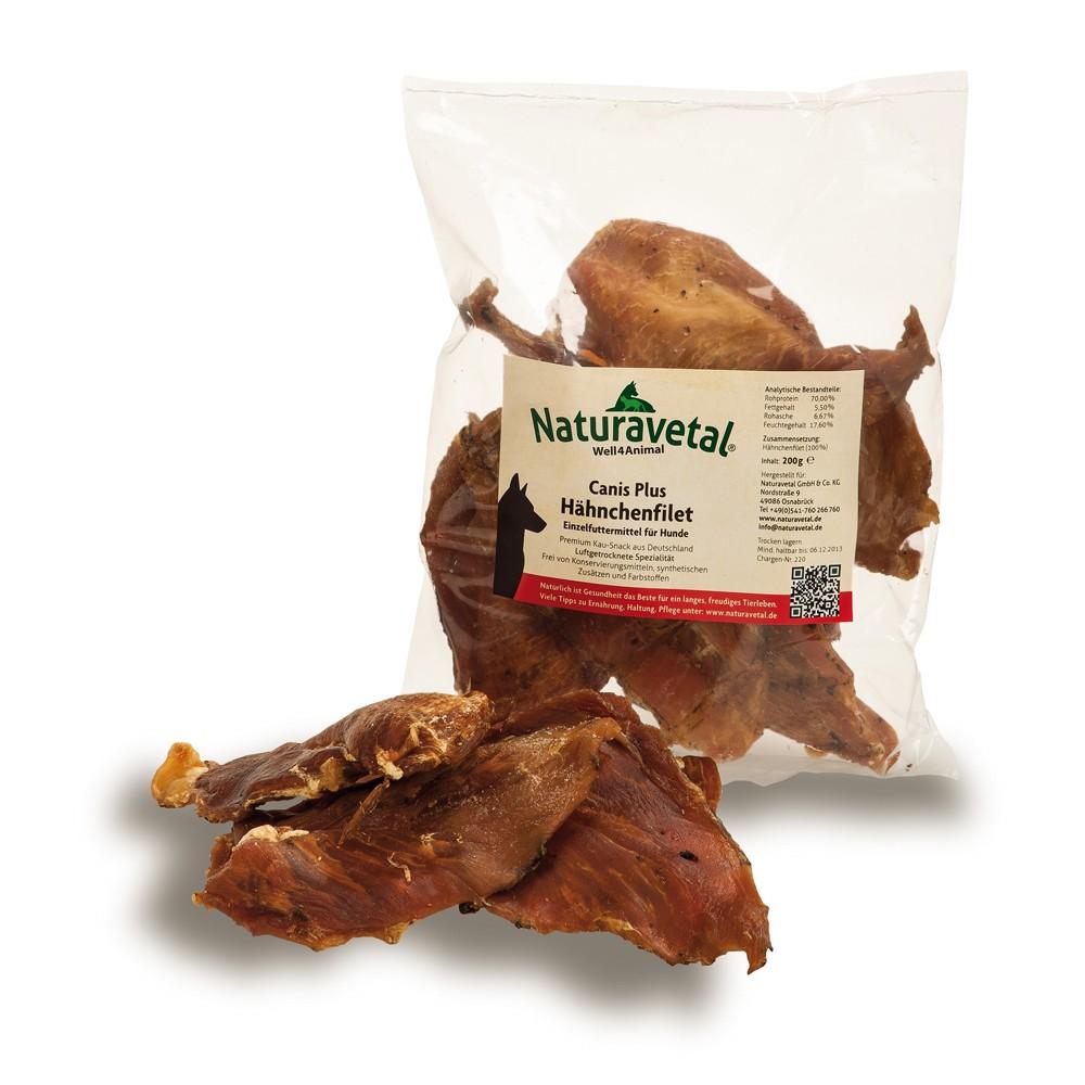Naturavetal Canis Plus Hähnchenfilet 200 g