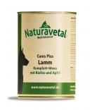 Naturavetal Canis Plus Komplettmenü Lamm