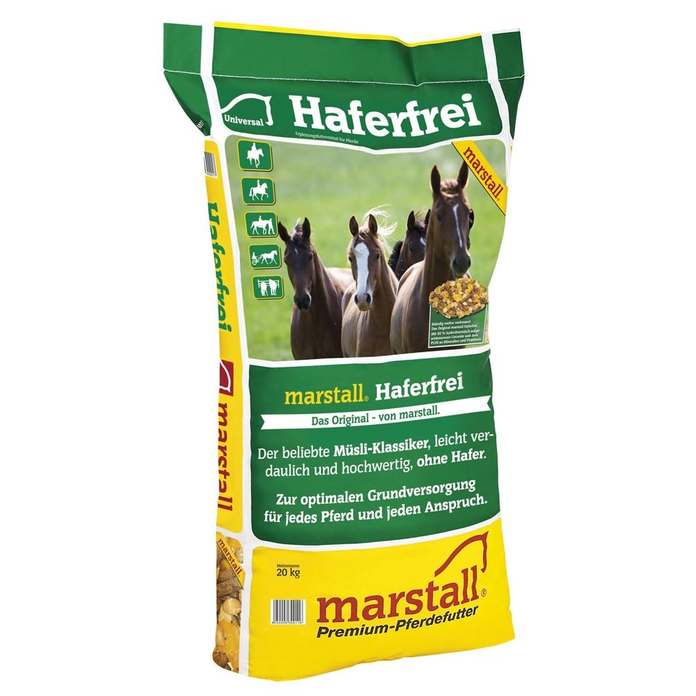 Marstall Universal-Linie Haferfrei 20 kg