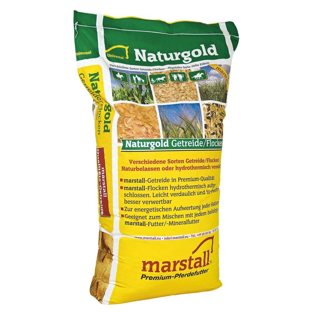 Marstall Universal-Linie Naturgold Gerstenflocken 20 kg