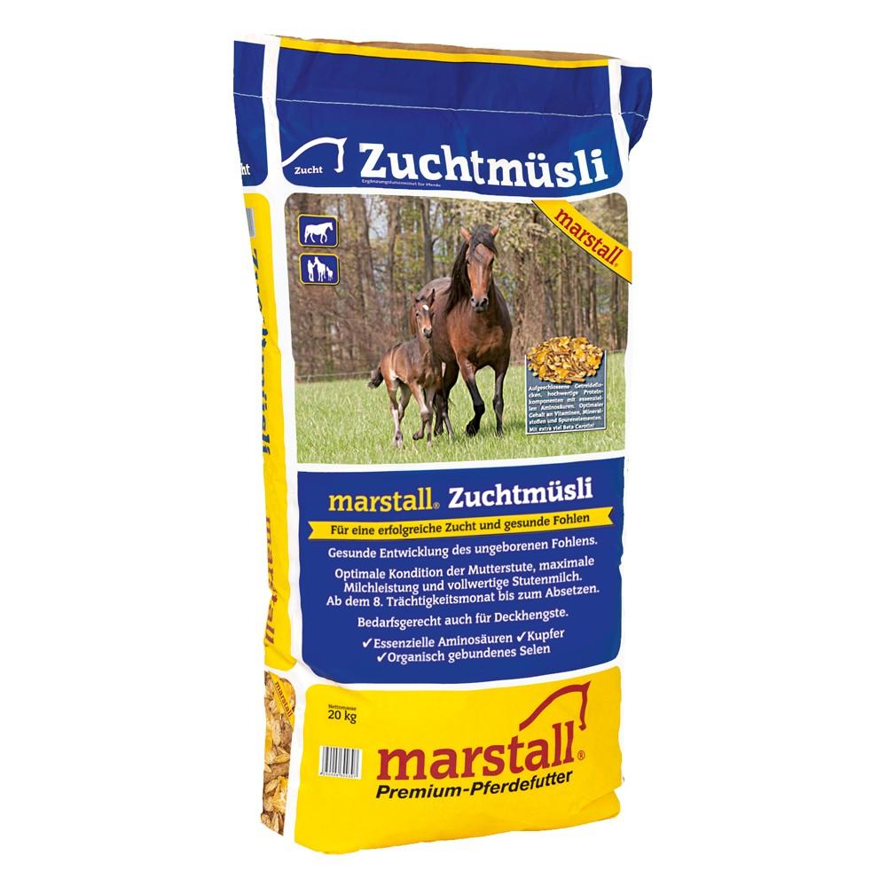 Marstall Zucht-Linie Zuchtmüsli 20 kg
