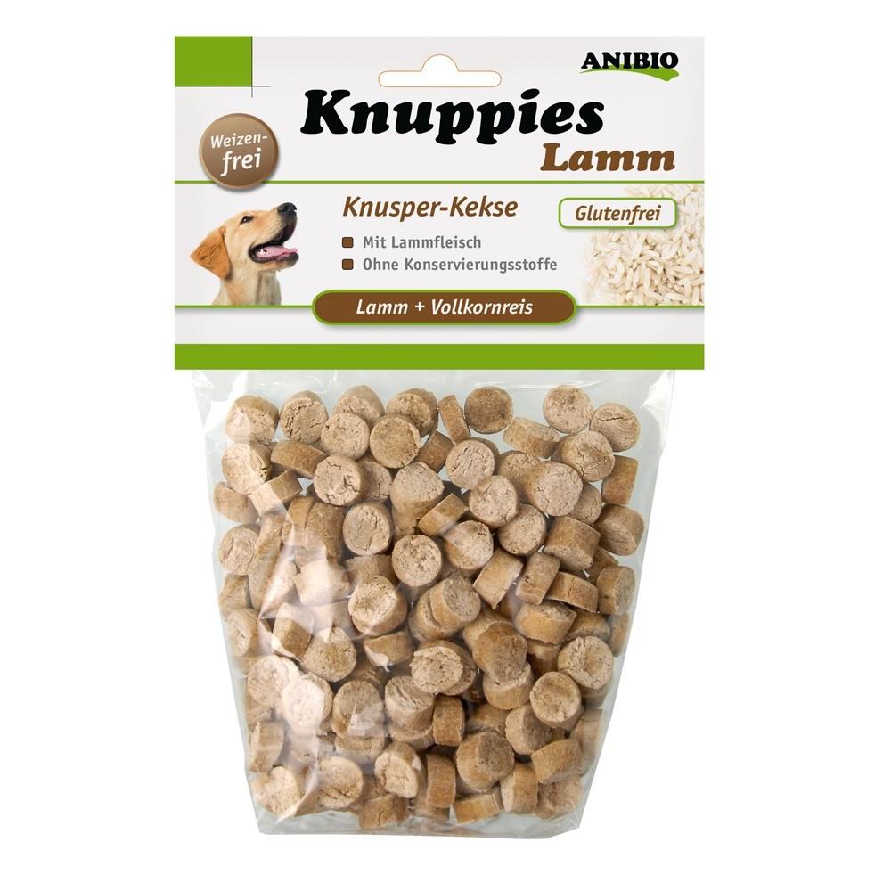 Anibio Knuppies Lamm 150 g