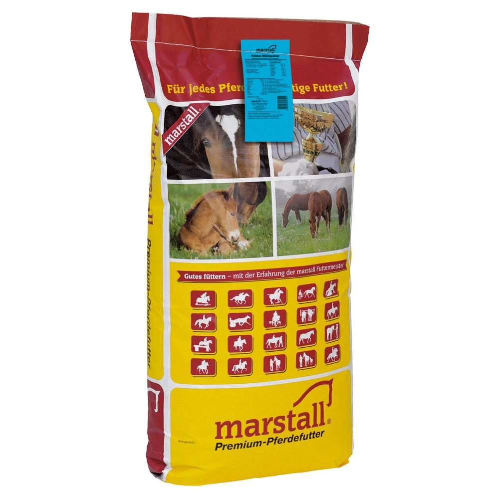 Marstall Zucht-Linie Fohlen-Milchpulver 20 kg