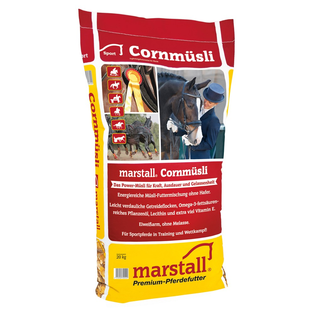 Marstall Sport-Linie Cornmüsli 20 kg