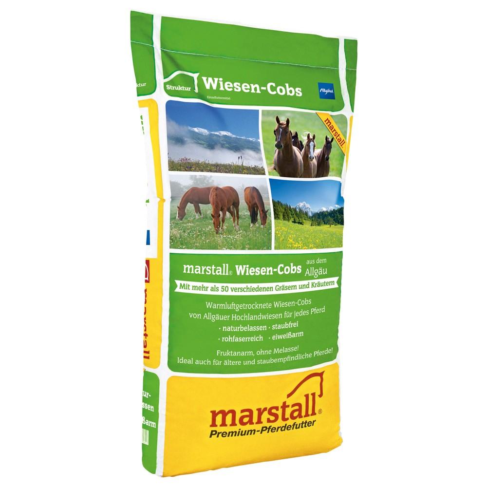 Marstall Struktur-Linie Wiesen-Cobs 25 kg