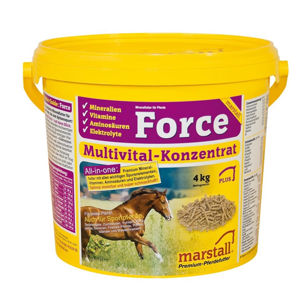 Marstall Plus-Linie Force