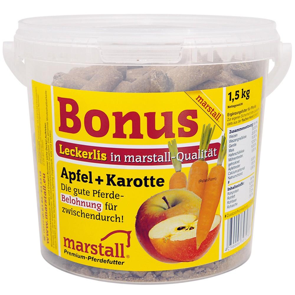 Marstall Bonus-Linie Apfel & Karotte 1,5 kg