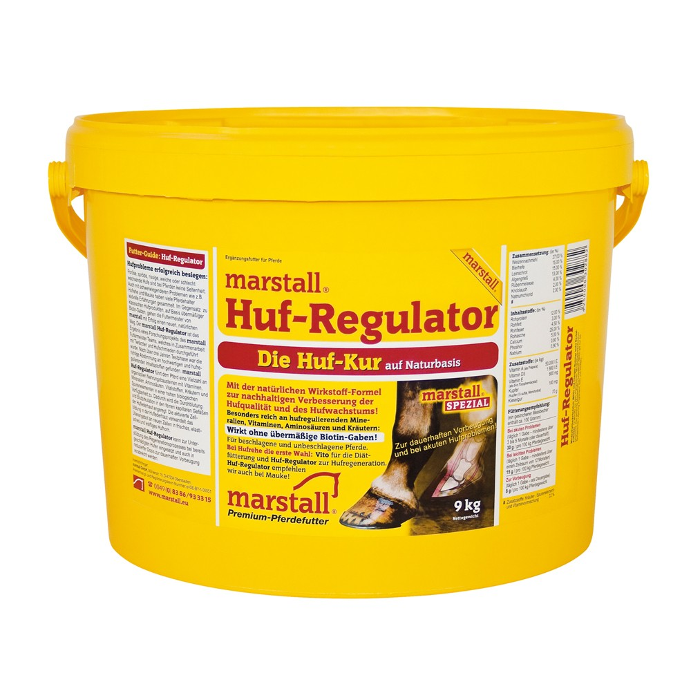 Marstall Spezial-Linie Huf-Regulator 9 kg