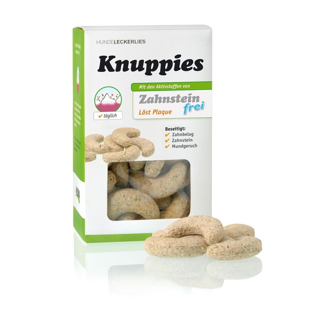 Anibio Knuppies Zahnstein-frei 250g