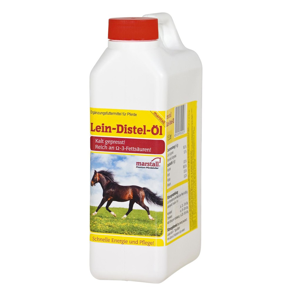 Marstall Lein-Distel-Öl 1,5L