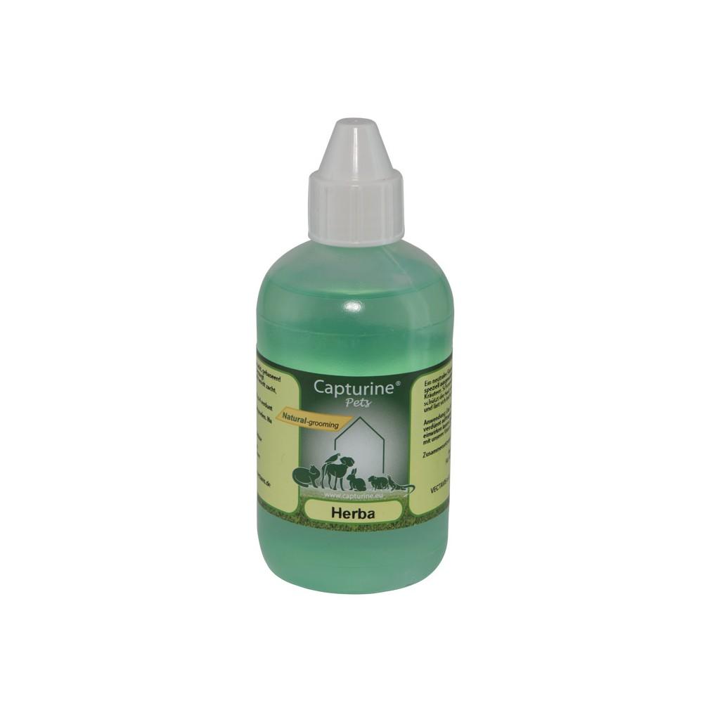 Capturine Natural Grooming Shampoo Herba