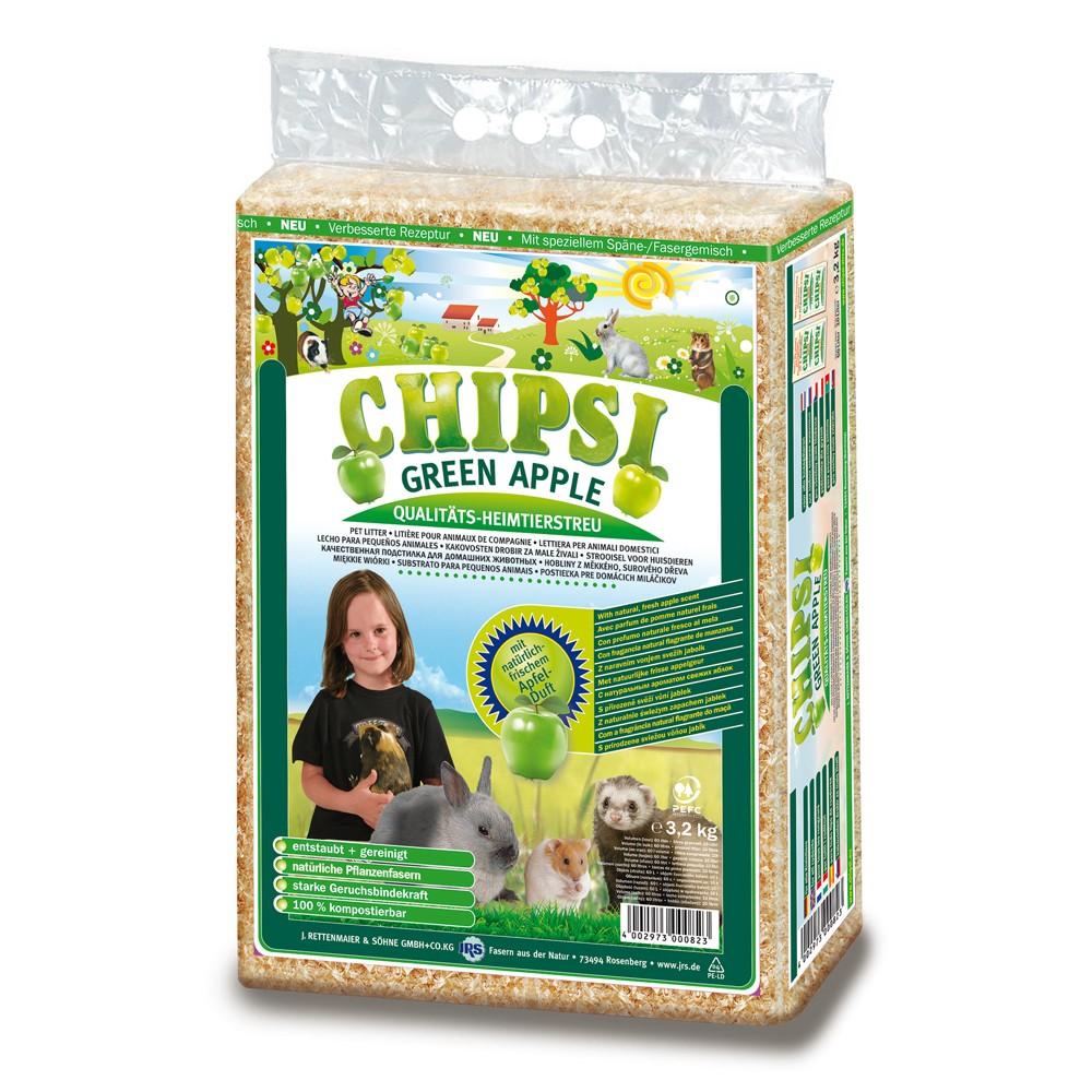 Chipsi Plus Green Apple 60 L