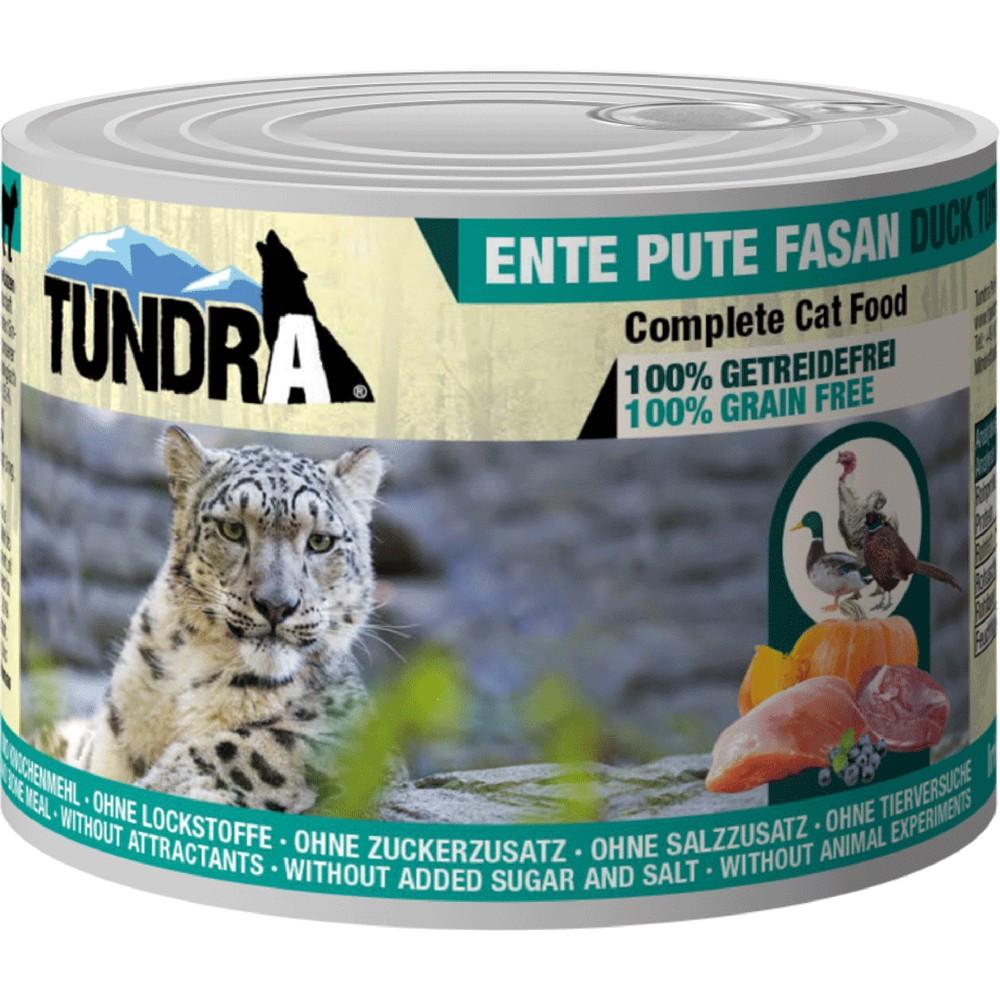 Tundra Cat Ente, Pute & Fasan