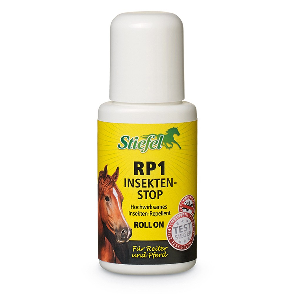 Stiefel Fliegenschutz Insektenstop RP1 Roll On 80 ml