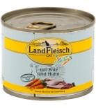 LandFleisch Cat Schlemmertopf Ente & Huhn