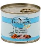 LandFleisch Cat Schlemmertopf Geflügel & Krabben
