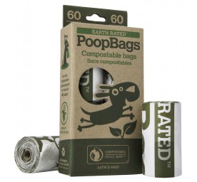 Earth Rated PoopBags Compostable
