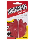 Dogzilla Chewy Spike Ball