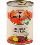 LandFleisch Dog Rind & Reis