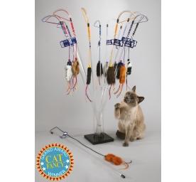 Vee Enterprises PURRfect Cat Toy