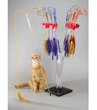 Vee Enterprises PURRfect Leather Cat Toy