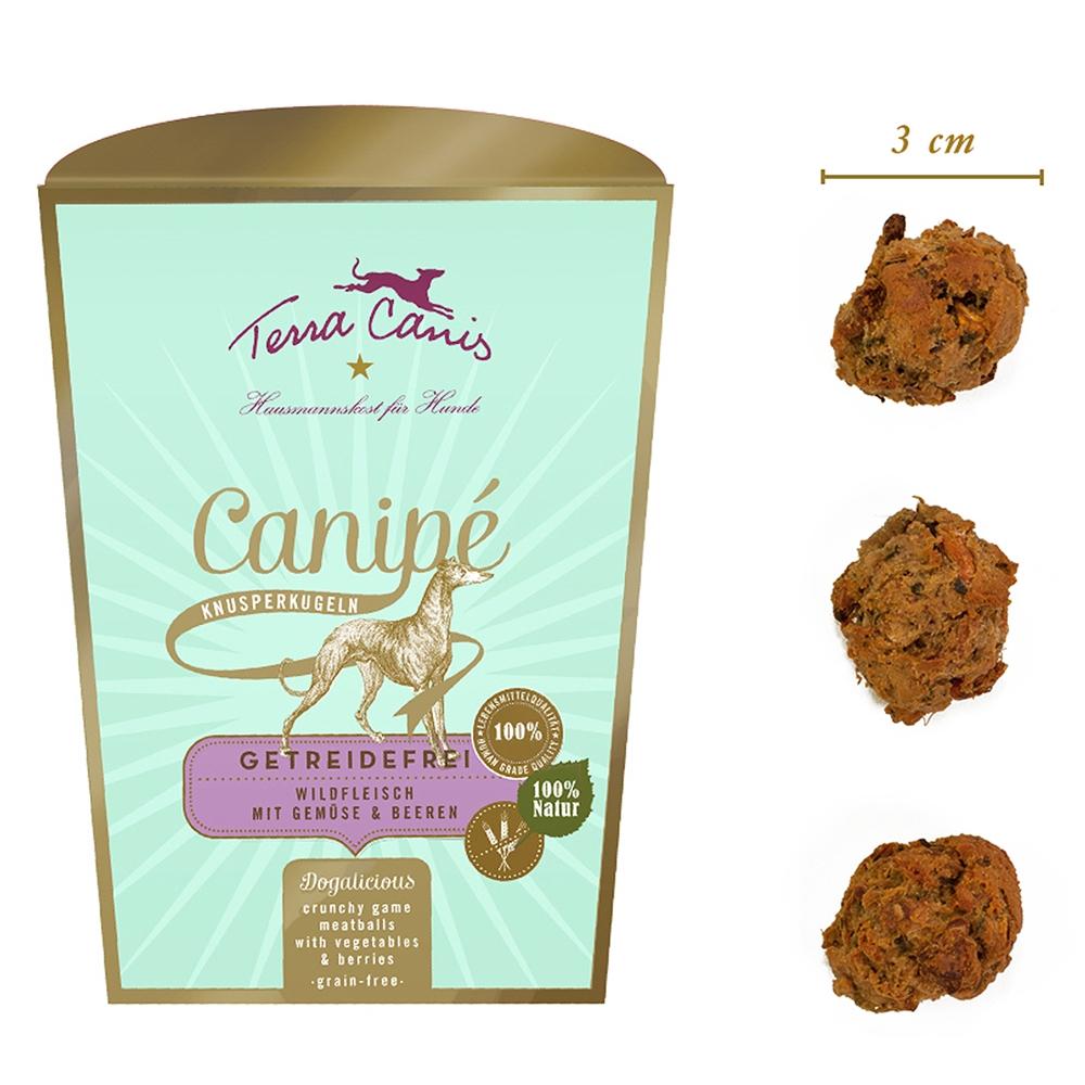 Terra Canis Canipé Sensitive Wild, Gemüse & Beeren 200 g