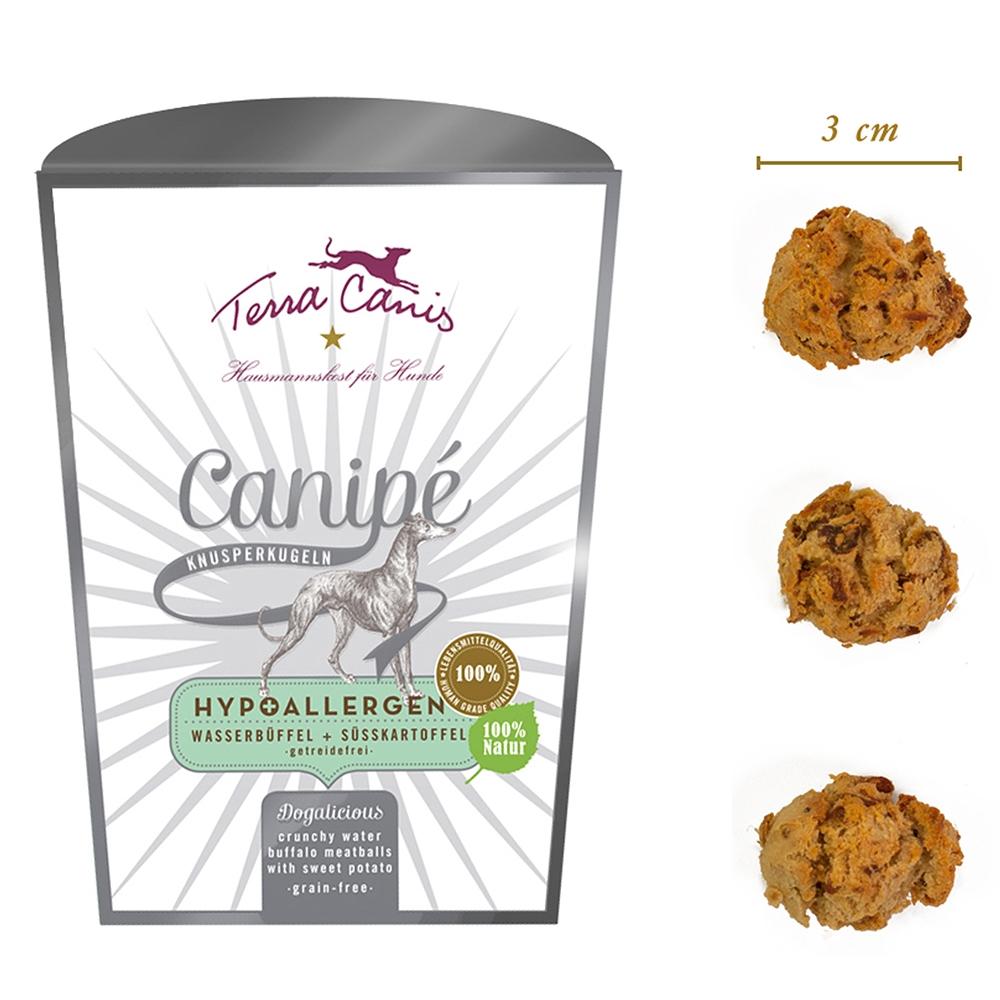 Terra Canis Canipé Hypoallergen Wasserbüffel & Süßkartoffel 200 g