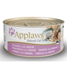 Applaws Cat Adult Makrele & Sardinen 70g