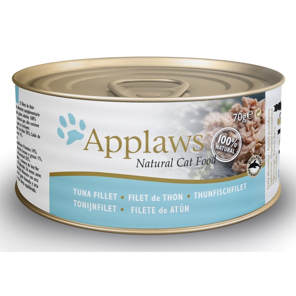 Applaws Cat Adult Thunfischfilets