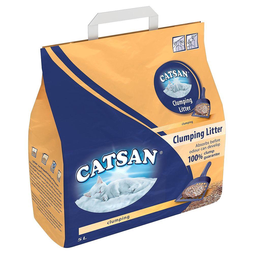 Catsan Ultra plus 10 L
