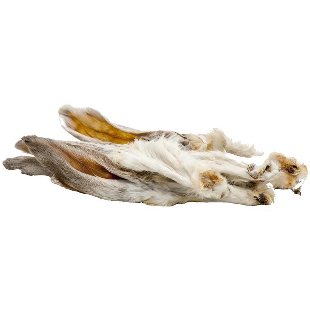 EcoStar Kaninchenohren mit Fell