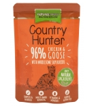 Natures Menu Cat Country Hunter Huhn & Gans 85g