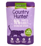 Natures Menu Cat Country Hunter Pute & Kaninchen 85g