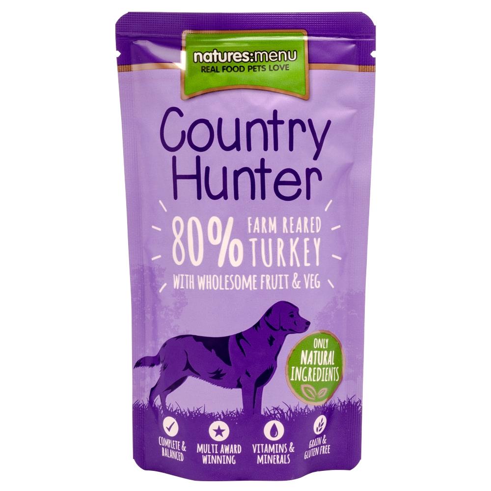 Natures Menu Dog Country Pute vom Bauernhof 150 g