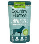 Natures Menu Dog Country Hunter Saftige Ente 150g