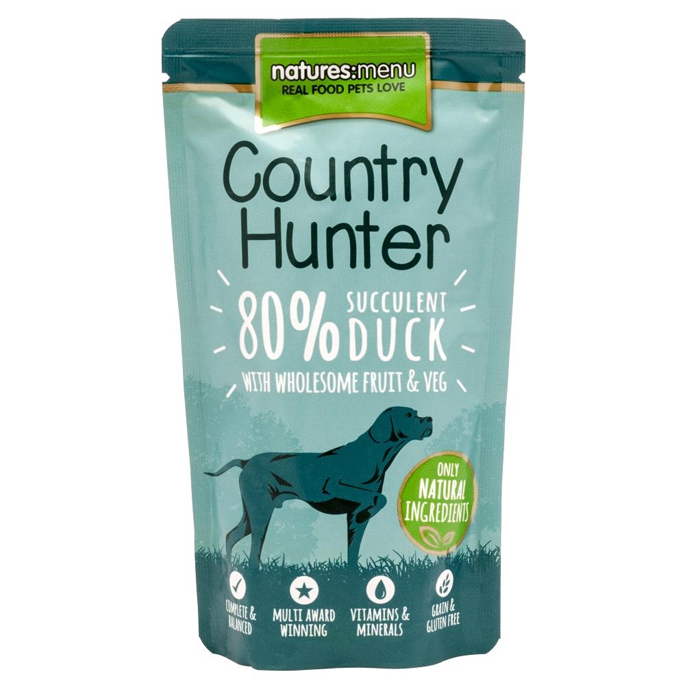 Natures Menu Dog Country Saftige Ente 150 g